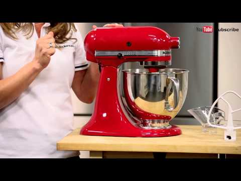 KitchenAid Artisan KSM150 Stand Mixer 91010 reviewed by product expert - Appliances Online