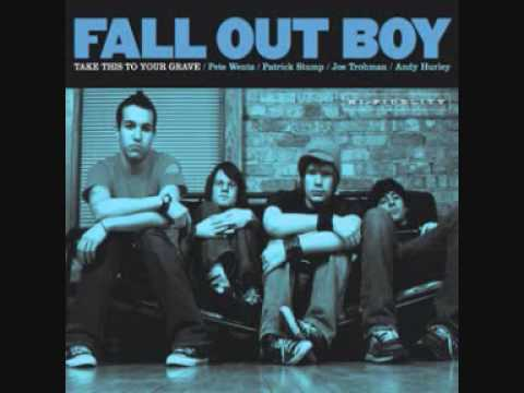 Fall Out Boy - Sending Postcards From A Plane Crash Wish You Were Here