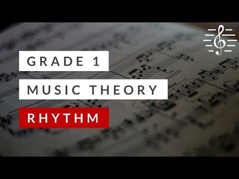 Grade 1 Theory - Rhythm (Lesson 1)
