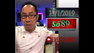Tân Thái Ngày 19/1/2019 : Việt Nam Tôi Đâu! Việt Nam còn hay đã mất (89) HD