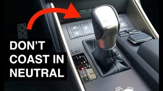 5 Things You Should Never Do In An Automatic Transmission Vehicle