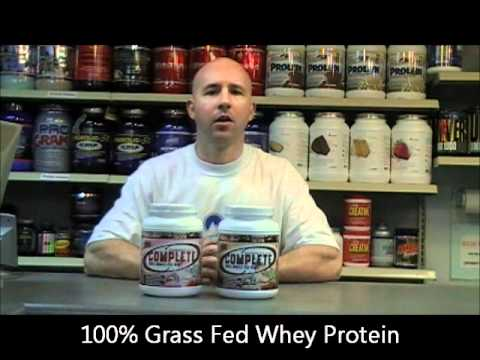 Complete Grass Fed Whey Review