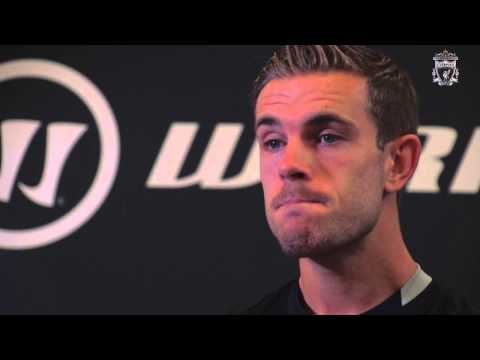 Warrior Q&A with Jordan Henderson
