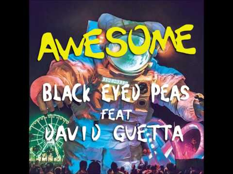 Black Eyed Peas AWESOME (This is Awesome) feat David Guetta | live Coachella