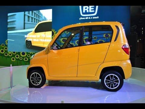 Bajaj Auto launch RE60 new low price car