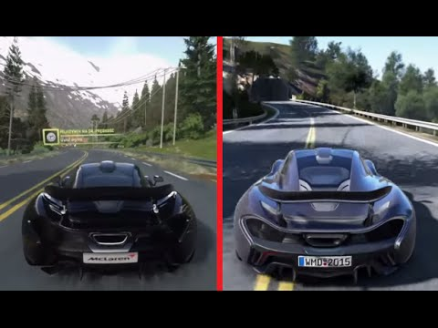 Gran Turismo Sport Opening Movie Cars