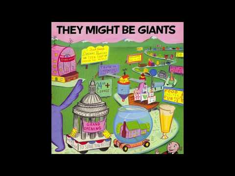 They Might Be Giants - 32 Footsteps