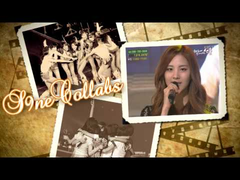 [s9necollabs] Complete - Girls' Generation (snsd) video