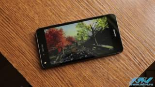 Видеообзор Huawei Y5II (XDRV.RU)