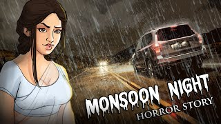 Monsoon Night | Horror Story in Hindi | Khooni Monday E39 🔥🔥🔥