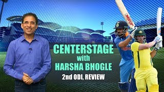 Dhoni played a strong character role to Kohli's lead role - Harsha Bhogle