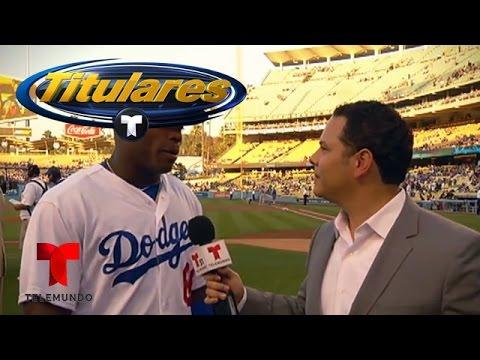 Yasiel Puig en 3 y 2 - LA Dodgers