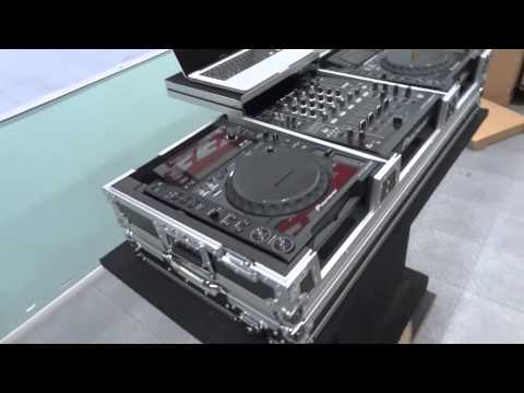 For Pioneer CDJ-2000NXS2s & a DJM-900NXS2, Odyssey DJ Coffins:Hot Amateur Behind the Scenes Footage