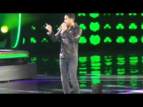 La Curita, Dembow- Romeo Santos (festival Viña Del Mar Febrero 2013) video