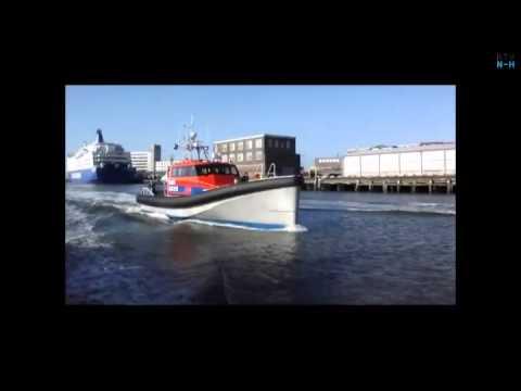 KNRM IJmuiden begroet nieuwe reddingsboot
