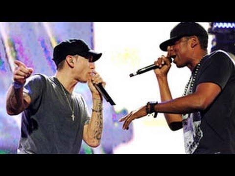 Eminem Vs. Jay-z (must Watch) video