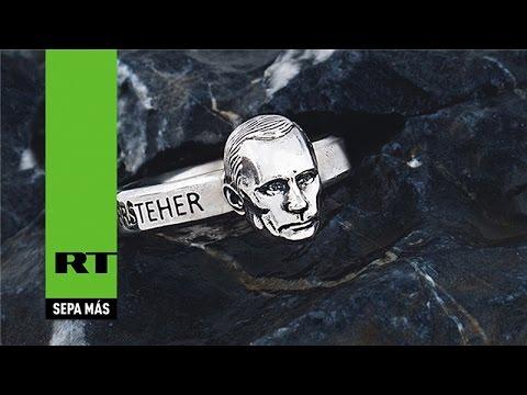Se agotan en Rusia los anillos de Putin: los piden desde EE.UU. y Argentina