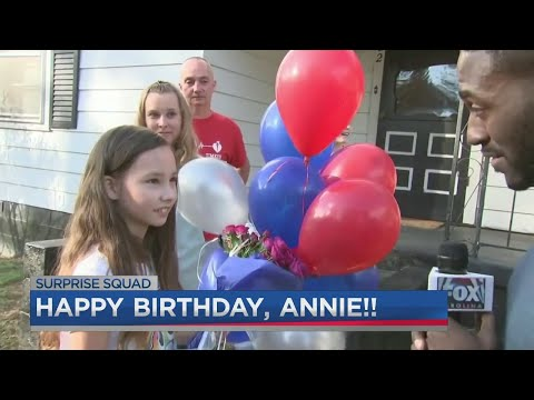 Surprise Squad, Happy Birthday Annie