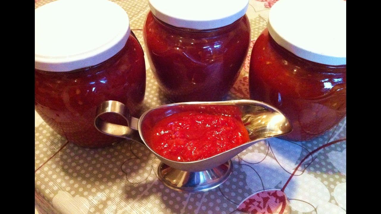 Как сделать соус из помидор к спагетти