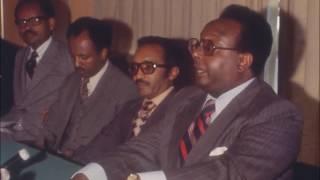 ETHIOPIA ETHIOPIAN FOREIGN MINISTER ATO KIFLE WODAJO, TELLS NEWS CONFERENCE GOVERNMENT WILL CO OPERA