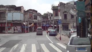 Video of Foshan: Public Bus trip in Foshan China (author: Peter W)