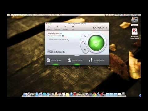 ورقة عن Kaspersky Internet Security for Mac