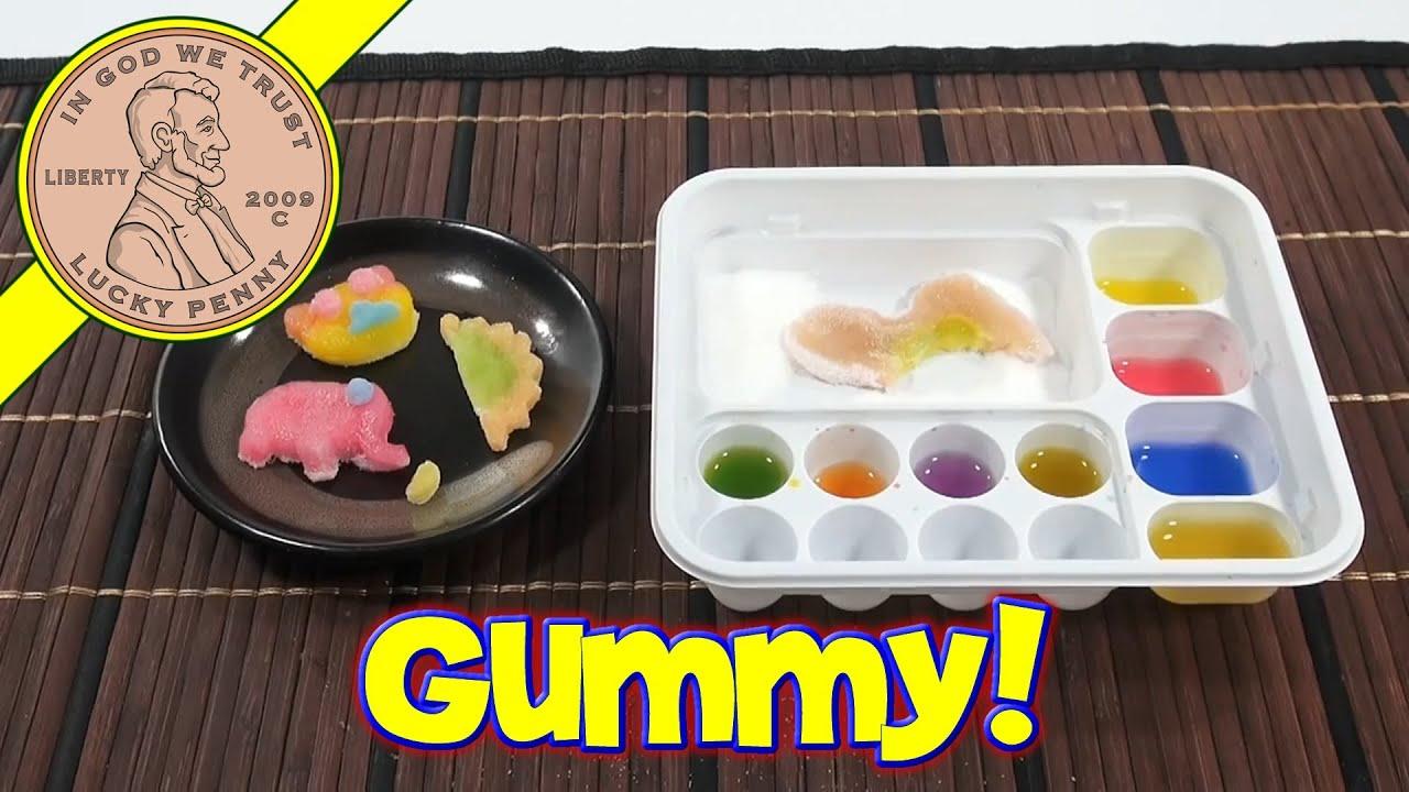 gummy candy animals diy japanese kit kracie popin 39 cookin 39 youtube. Black Bedroom Furniture Sets. Home Design Ideas
