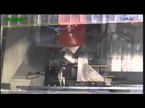 ALUFAB 52 - Обрабатывающий центр (2)