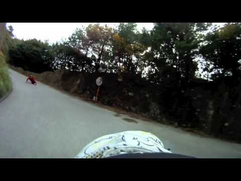 "Raw Run ""Mitsuishi Downhill Cruise"" Nov 16th 2010,"