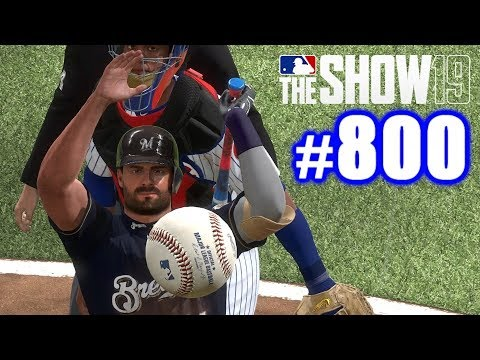 800TH EPISODE! | MLB The Show 19 | Road to the Show #800