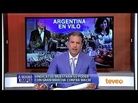 Sindicalismo peronista trata de debilitar al gobierno Parte I