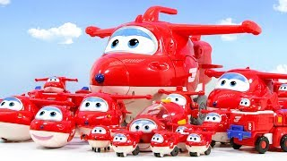 슈퍼윙스 호기와 파티를~ 호기들만 모여라!!빨간 호기만 입장가능