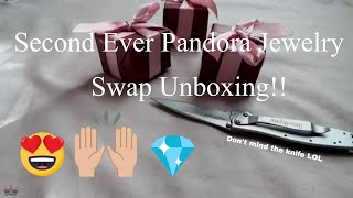 Pandora Jewelry Swap Unboxing with K Hogan