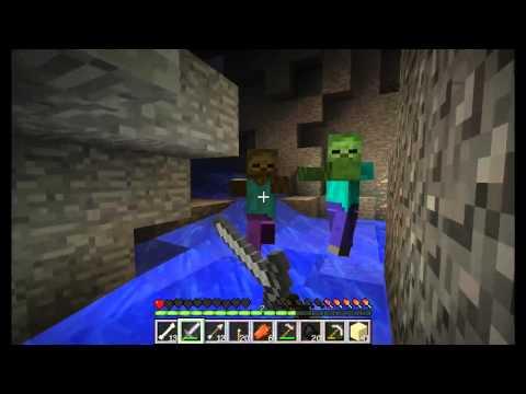 Выживание в Minecraft 2 серия