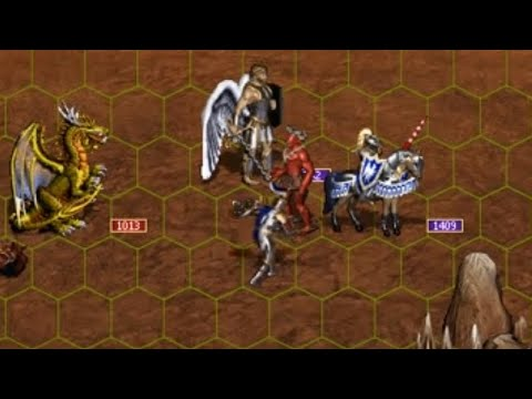 Heroes of Might and Magic III: Fighting Inferno