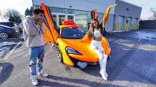 SHE BOUGHT HER DREAM CAR! (EMOTIONAL)