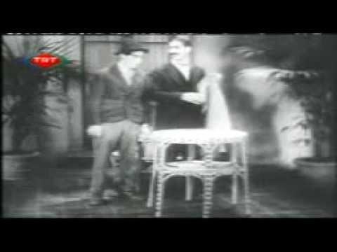 Üç Ahbap Çavuşlar The Cocoanuts (1929) - Türkçe Dublaj by Tanzer Ergüven