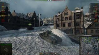 World Of Tanks - Power of T-28E F-30 , 8 Kills - Kolabanov