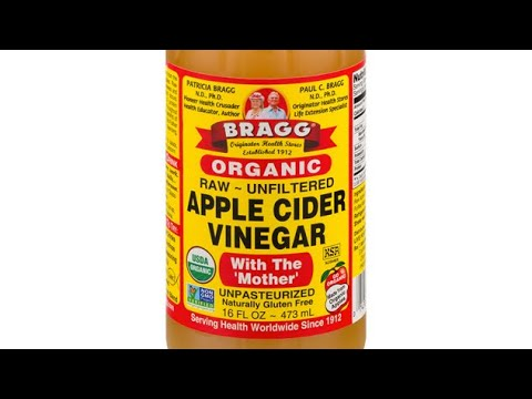 Got Itchy scalp. flakes & dandruff? Try Apple Cider Vinegar...