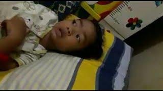 Video anak memarahi ibunya yang lagi viral.!