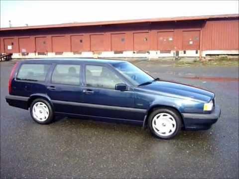 1996 Volvo 850 GLE Wagon - Auto - 5Cyl. - 201Kms. - $3995 - www.MalibuMotorsVictoria.com - YouTube