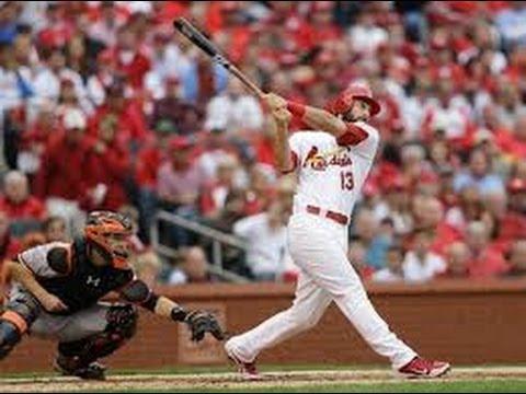 Matt Carpenter 2013 Highlights HD