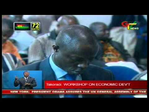 Workshop On Economic Development