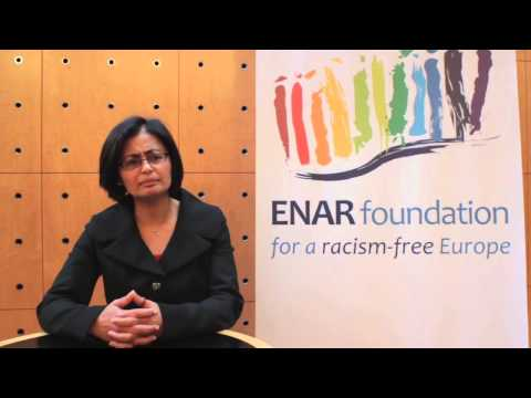 Enar Conference Oct 2013 - Interview Audrey Campbell video