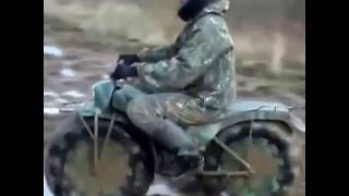 Russian made motorcycle dunyanın en iyi motoru