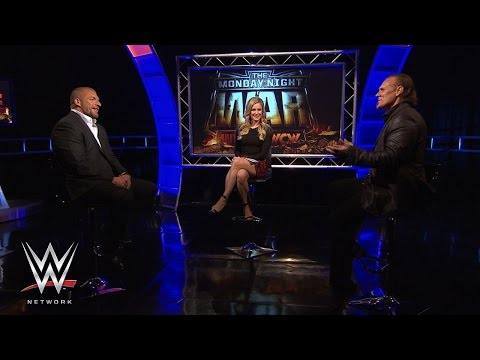 WWE Network: Triple H and Sting recall the most pivotal moments of The Monday Night War