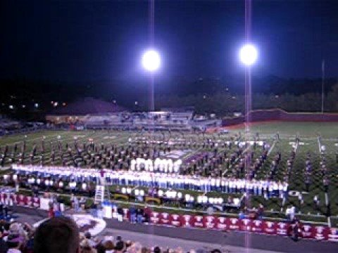 2008 Dobyns Bennett High School Band