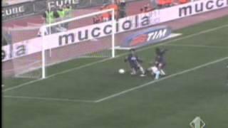 Perrotta Roma - Catania 7-0 2006-2007