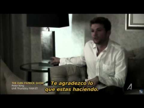Ryan Phillippe as the world's dreamiest hunk with Asperger's on Damages