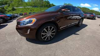 2016 Volvo XC60 FWD 4dr T5 Drive-E Platinum - Used SUV For Sale - St. Paul, MN